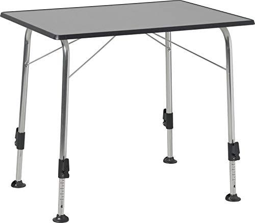 Dukdalf Luxe 1 Campingtisch 80 x 60 cm Gartentisch Balkontisch Klapptisch Outdoortisch Tisch