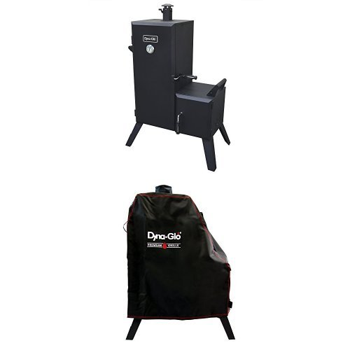 Best Deals! Dyna-Glo Charcoal Offset Smoker