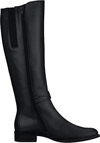 Gabor Shoes Damen Fashion Hohe Stiefel, Schwarz (Schwarz 27), 38 EU
