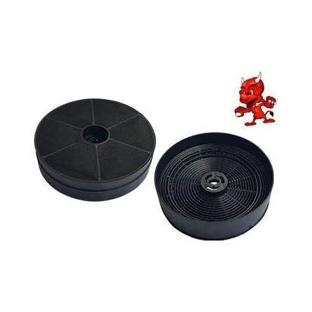 Lenoxx K450 K650 1x Kohlefilter passend Abzugshauben von AKPO WK-4