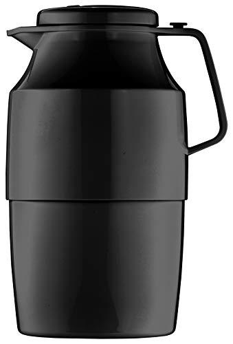 Helios Tea Boy Isolierkanne 2,0 l schwarz