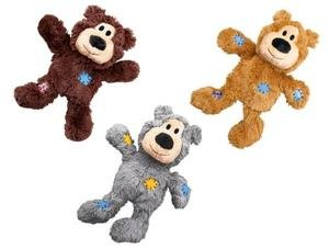 KONG Wild Knots Squeaker Bears for Dogs