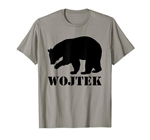 Corporal Wojtek - Military Syrian Brown Bear Voytek Animal T-Shirt