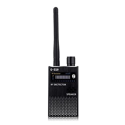 Detectores de radar Anti-Spy GPS RF Detector de señal de teléfono móvil Dispositivo de detector de trazador 2G 3G 4G detectar especial para el error de señal de telecomunicaciones Alertas