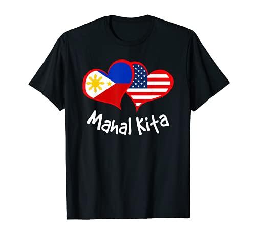 I Love my Pinay Wife Filipina Philippines Pride T-Shirt