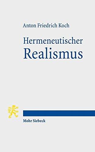 Hermeneutischer Realismus