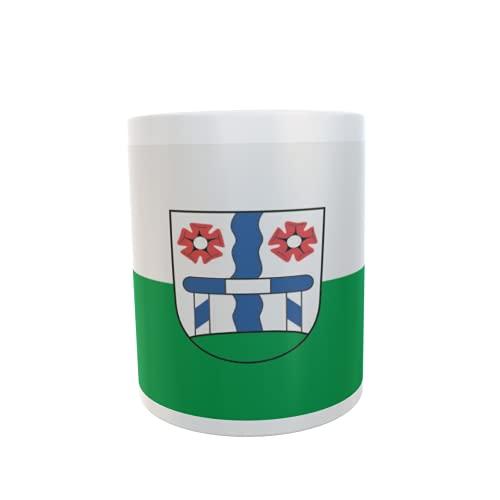 U24 Tasse Kaffeebecher Mug Cup Flagge Gröbenzell