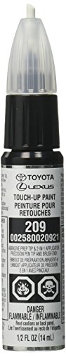 Genuine Toyota 00258-00209-21 Black MICA, 4.4d-1 Fluid_Ounces, 0.44 Ounce