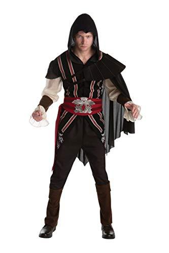 Vegaoo - Disfraz Ezio clásico Assassin'S Creed Adulto - Única