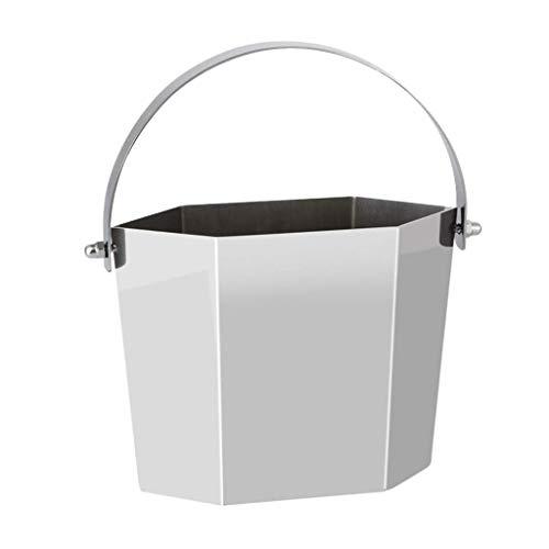 XZHSA Ice Bucket - Beer Bucket Beverage Bucket, Beer Barrel Ice Holder for Parties