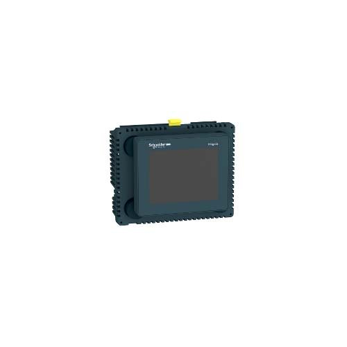 Schneider HMISCU6A5 3,5'' TFT HMI-Controller mit Touch, 16 Eingänge/10Ausgänge, digital