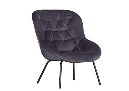 Stylefurniture Sessel, Grau, Breite 68