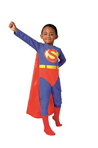 Cesar–Disfraz de superhéroes