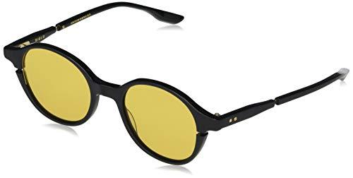Dita SIGLO Sonnenbrille matt schwarz - weiß gold 48mm DTS113-48-01