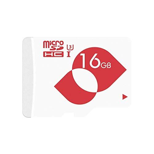 MENGMI 16GB Micro SD Card microSDHC Class 10 Microsd 16GB U3 Phone Memory Card for DJI Drone/Samsung Android Tablet/Nikon(16GB U3)