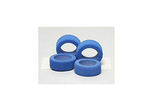 Reston Sponge Tires (Blue) Mini 4WD Grade Up Parts Series (japan import)
