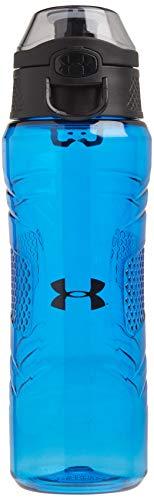 Under Armour Draft 24 Ounce Water Bottle, Blue Jet