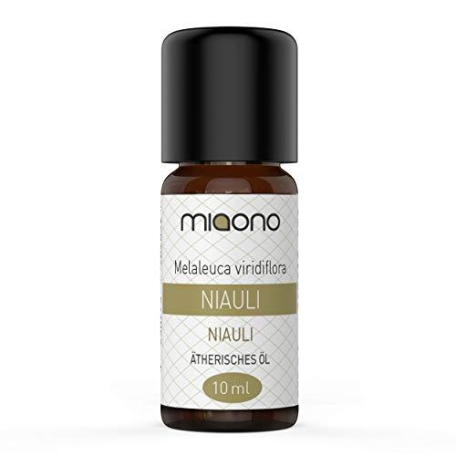 Niauli Öl - 100% naturreines, ätherisches Öl (10ml) von miaono (Glasflasche)