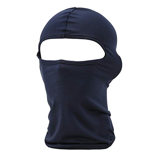 Seamless Neck Gaiter Shield Scarf Bandana Face Mask Seamless UV Protection for Motorcycle Cycling Riding Running Headbands