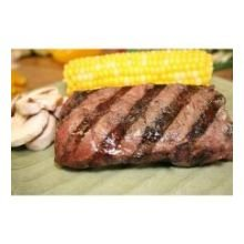 Seasoned Beef Flat Iron Steak, 20 Pieces of 8 Ounce, 10 Pound - 1 each.