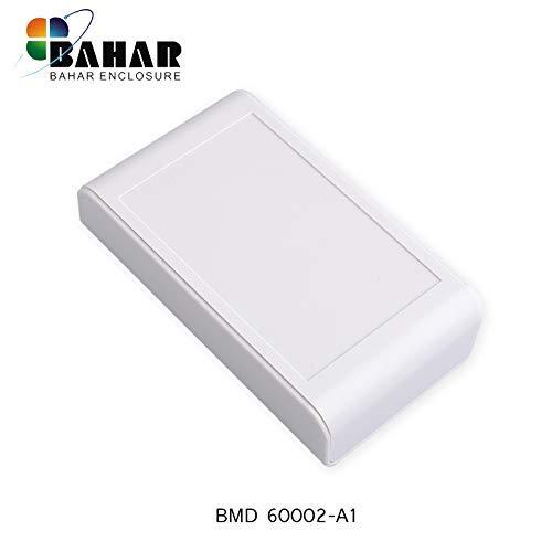 8 STÜCK Weiß Elektrische Kunststoffgehäuse 95 * 55 * 23 mm ABS Box Kunststoff Universal Gehäuse Leergehäuse Projektbox DIY Klein Weiß Bahar Enclosure