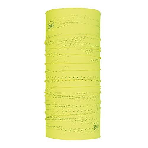 Buff R Tour de Cou Protection Solaire Mixte Adulte, Yellow Fluor, FR Fabricant : Taille Unique