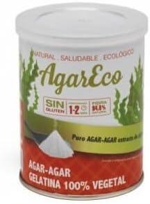 Agar-Agar Eco Pot 120g 2021 spring and Cheap mail order sales summer new
