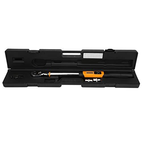 Drive Llave dinamométrica electrónica, llave de torsión digital Llave inglesa de 1/2 pulgada Herramientas manuales SWJ4-200 10 a 200 Nm