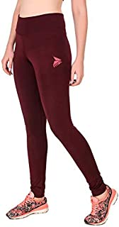 Fitinc Premium Leggings/Activewear/Jeggings for Girls/Women – Stretchable, Comfortable & Absorbent Gym tights for Workout ...