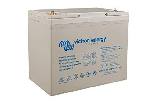 Victron AGM 12V 100Ah Super Cycle Batterie C20