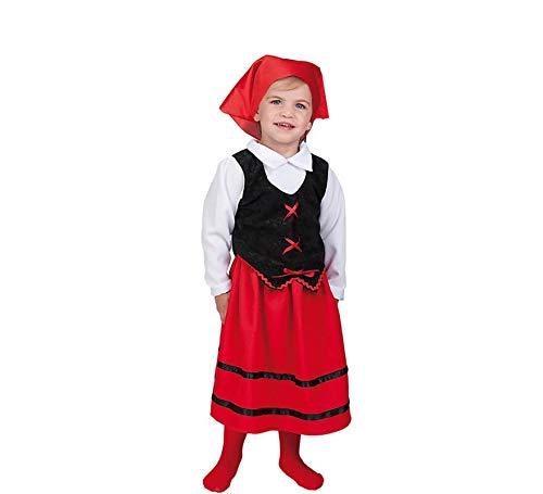 LLOPIS  - Disfraz Bebe pastora t-s