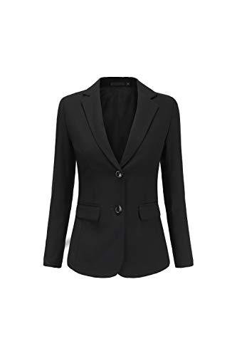 Rojeam Donna Elegante Tailleur Pantalone Tailleur Gonna Classico per Ufficio Donna Giacca Camicia per Primavera Autunno Inverno