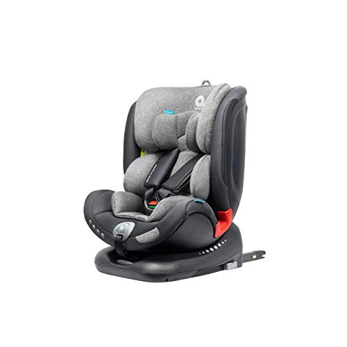 Apramo ALL STAGE APRAM42 Auto-Kindersitz, multi Gruppe 0 1 2 3, für Damen und Herren