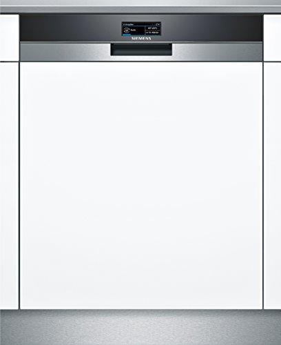 Siemens SN578S26TE iQ700 Home Connect Teilintegrierbarer Einbau Geschirrspüler 60cm A+++ speedMatic Zeolith-Trocknen