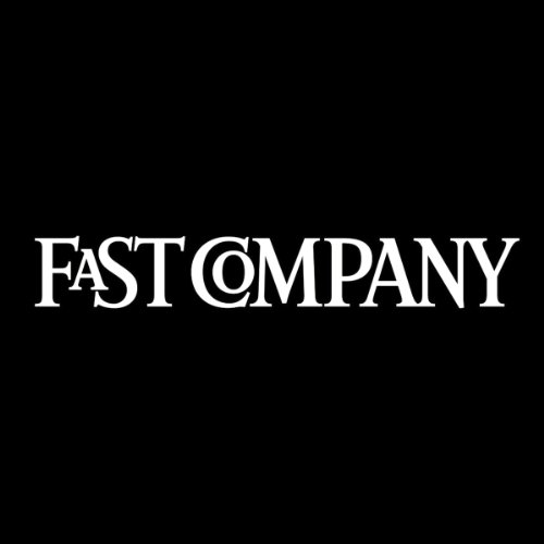 Audible Fast Company, April 2011 audiobook cover art