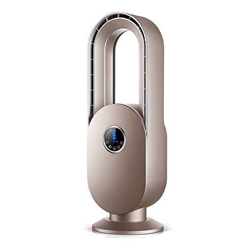 MXT-RM Intelligente bladloze ventilator, kan stille vloerventilator van de kop, teletelventilator trillen