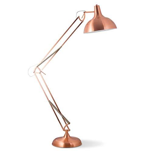 Home sweet home vloerlamp Job ? 180 cm - koper