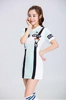 (SUNLIKE)TWICEコスプレ衣装②  レースクイーンワンピース衣装