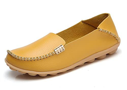 Top 10 best selling list for mustard yellow flat shoes for ladies