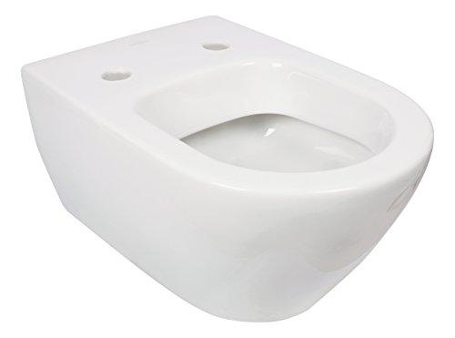 Villeroy & Boch 56001001 Weiß | Toilette, Subway 2.0 - Wand WC