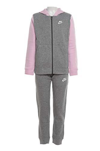 Nike - Chándal infantil Core gris, cód. BV3634-093 Grigio/Rosa XS