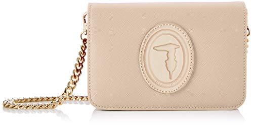 Trussardi Jeans Bag, Clutch 1 Gusset Saffiano Donna,...