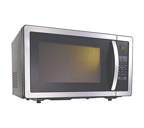 Kenwood 900W 25 litres Solo Microwave with Touch Controls - Black & Stainless Steel
