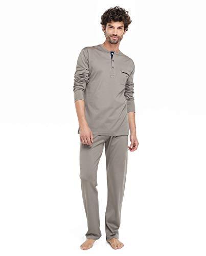 Pijama de Algodón Egipcio- Hilo de Escocia- ZD ZeroDefects