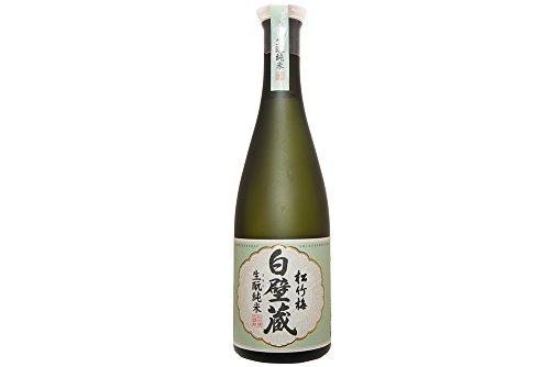 [ 640ml ] ShoChikuBai Shirakabegura Kimoto Junmai Sake/japanischer Reiswein