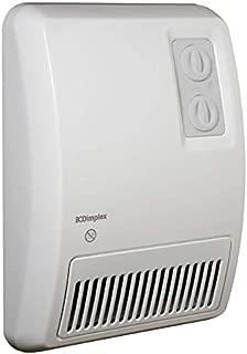 Dimplex EF12 2000-Watt Deluxe Wall-Mounted Fan-Forced Bathroom Heater