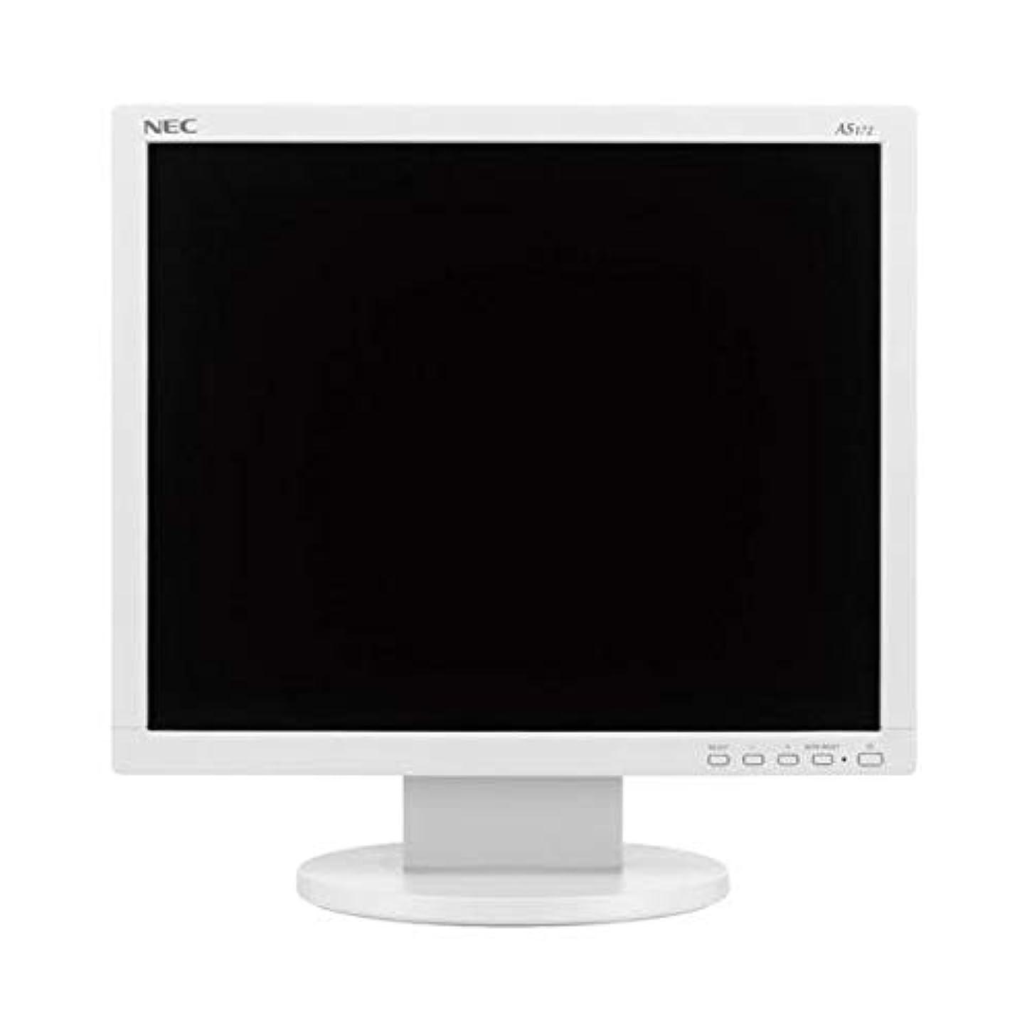 変数偶然アルファベット順NEC 17型液晶ディスプレイ 白LCD-AS172-W5 1台 AV デジモノ パソコン 周辺機器 液晶モニター top1-ds-2289126-sd5-ah [独自簡易包装]