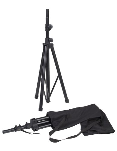 Yamaha Speaker Stand (SS238C) , Black