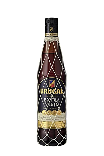 Brugal Extra Viejo Ron Dominicano, 700ml