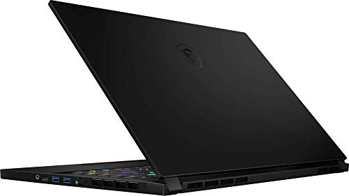 XPC MSI GS66 Stealth Gamer Notebook (Intel 10th Gen i9-10980HK, 32GB RAM, 1TB NVMe SSD, RTX 2070 Super 8GB, 15.6